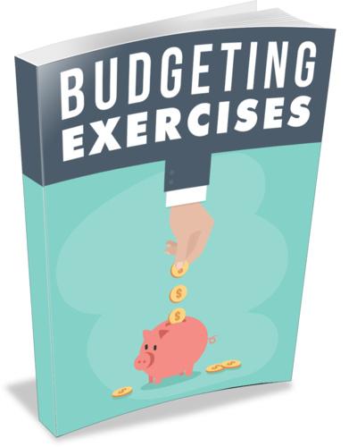 master budget exercises