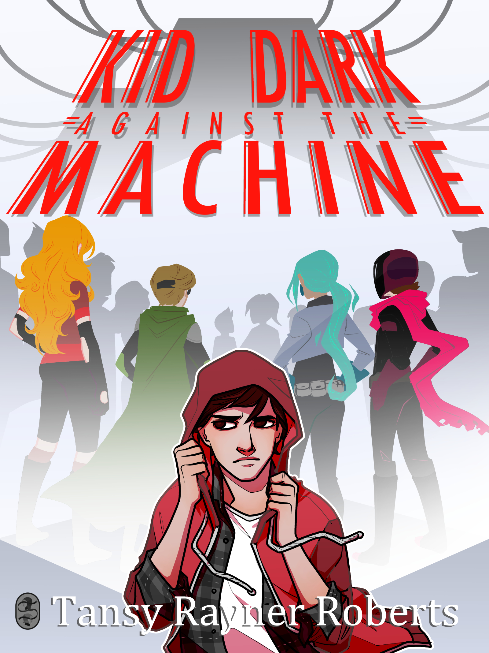kid dark against the machine by tansy rayner roberts