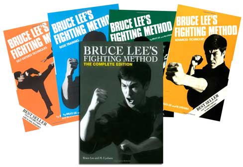 All About Amazoncom Bruce Lees Fighting Method The Complete