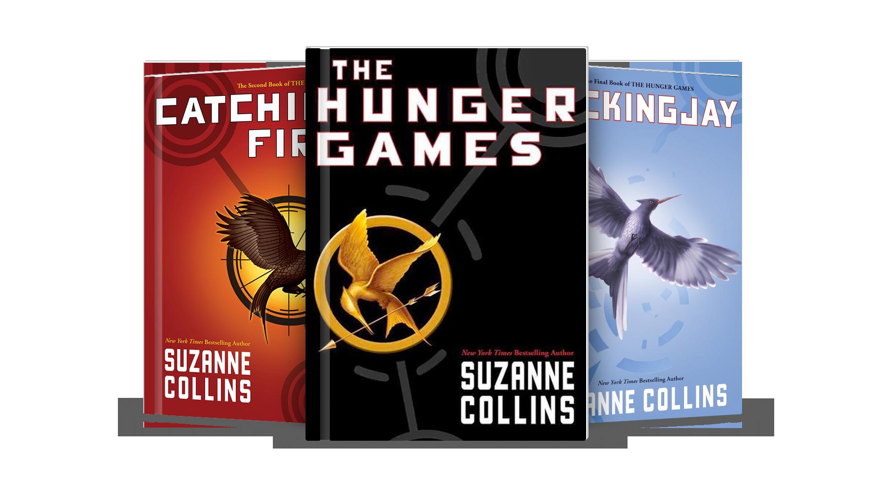 Image result for hunger games book cover trilogy