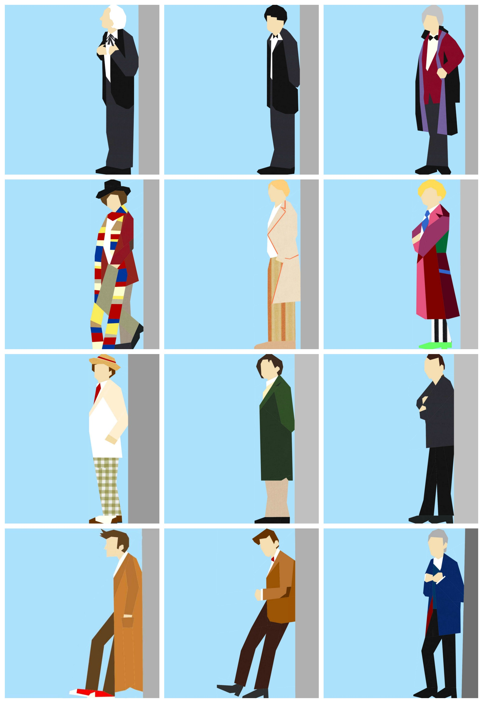 This is an image of Fabulous Doctor Who Paper