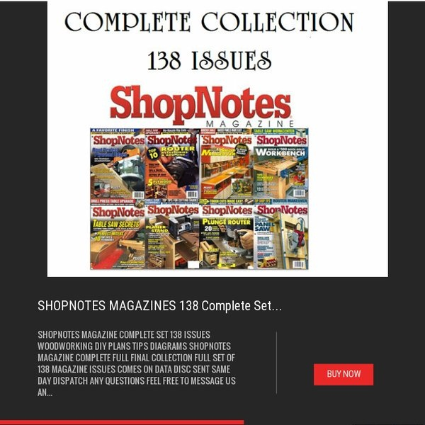 Shopnotes issue #124 july august 2012 » download pdf magazines.