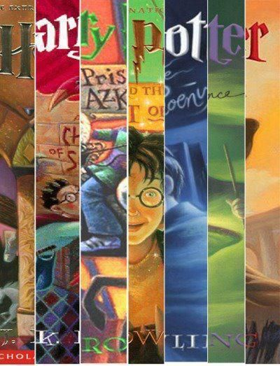 Harry Potter Full Series Pdf