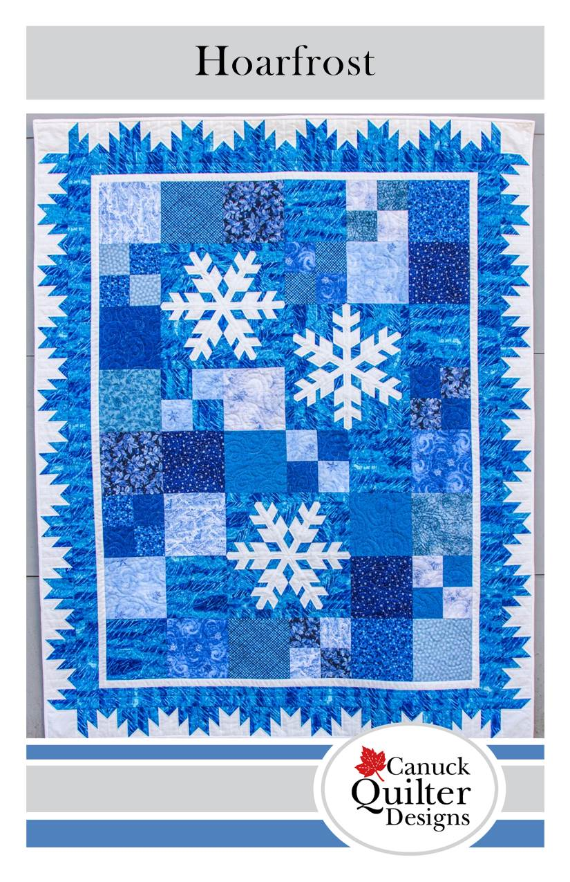 Hoarfrost Quilt Pattern Payhip