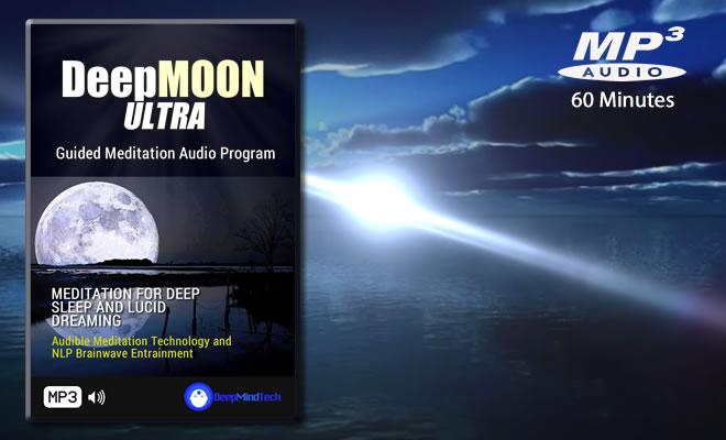 DeepMoon Ultra - Therapeutical Binaural Audio for Deep Sleep and Lucid  Dreaming
