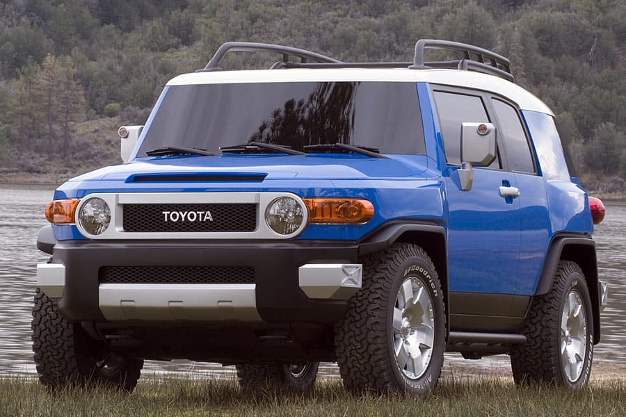 2007 Toyota Fj Cruiser Workshop Service And Repair Manual