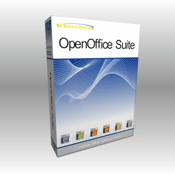 Recover open office file