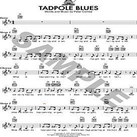 Peter Combe - Tadpole Blues