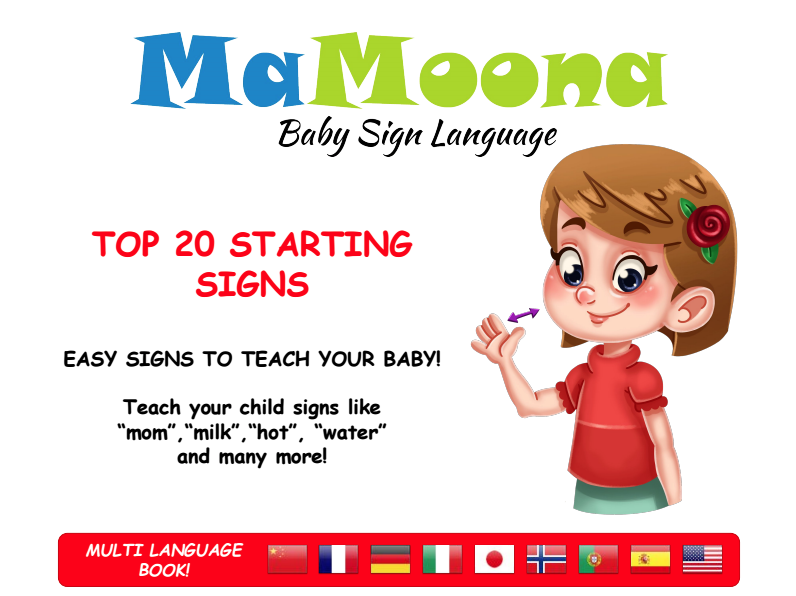 Top Starting Signs Baby Sign Language Payhip