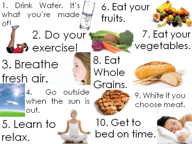 how to eat and exercise in order to stay healthy and fit How to stay fit and beautifully healthy three parts: exercising effectively eating right having a healthy mindset community q&a there are a lot of benefits to staying physically fit you'll have more energy, you'll look great, and you'll notice improvements in your overall health.