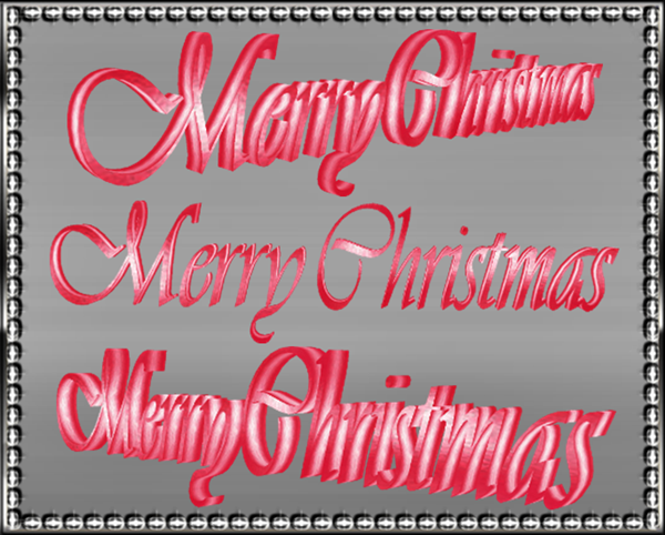Free Gift - Christmas Logo Mesh - *Catty Only* - Payhip