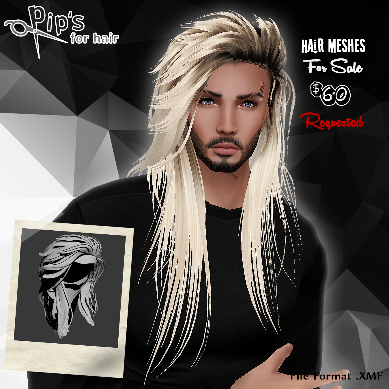 Imvu Hairstyles Images - Reverse Search