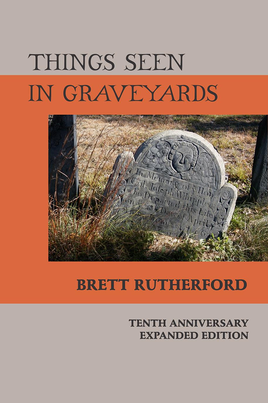 Things Seen In Graveyards $200 Buy Ebook Now
