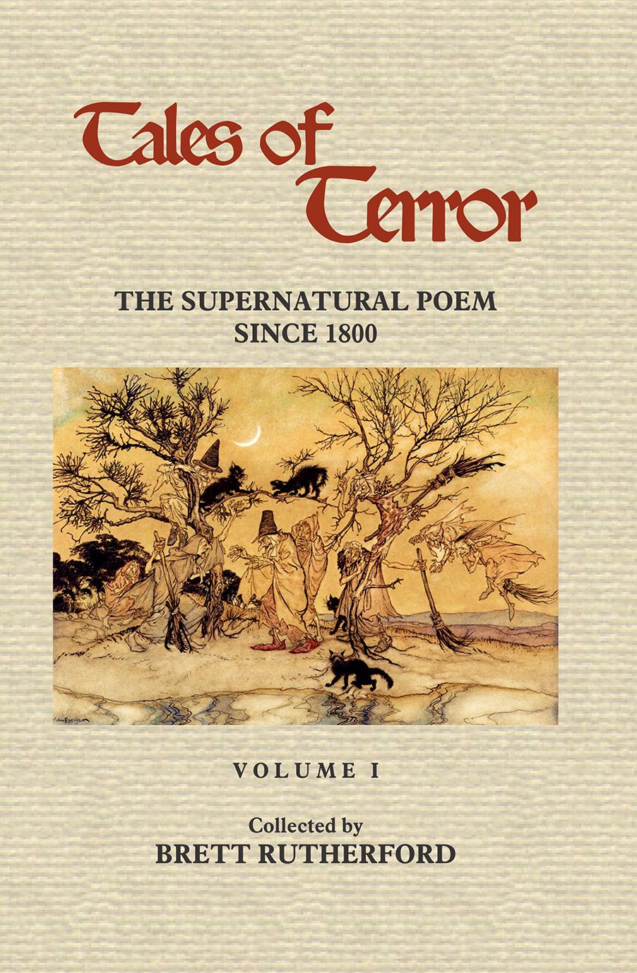 Tales Of Terror: The Supernatural Poem Since 1800, Volume 1 (pdf)