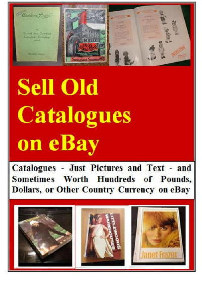 Sell Old Catalogues On Ebay Many Worth Hundreds Of Pounds