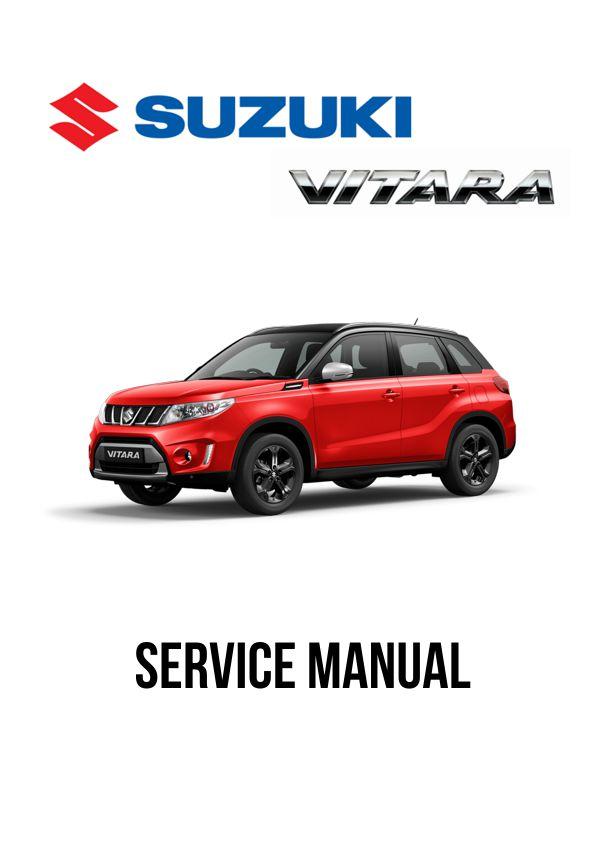 suzuki vitara ly 2015 service manual rh payhip com Suzuki Cars Suzuki SX4