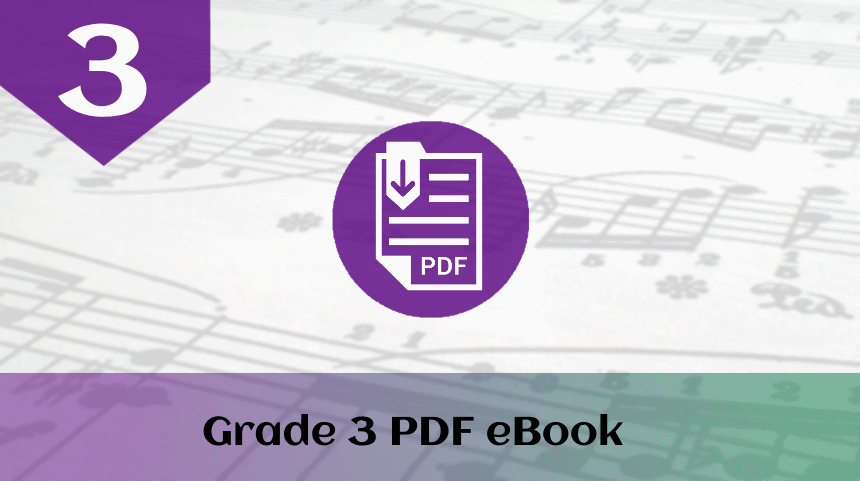 Grade 3 music theory - free online lessons