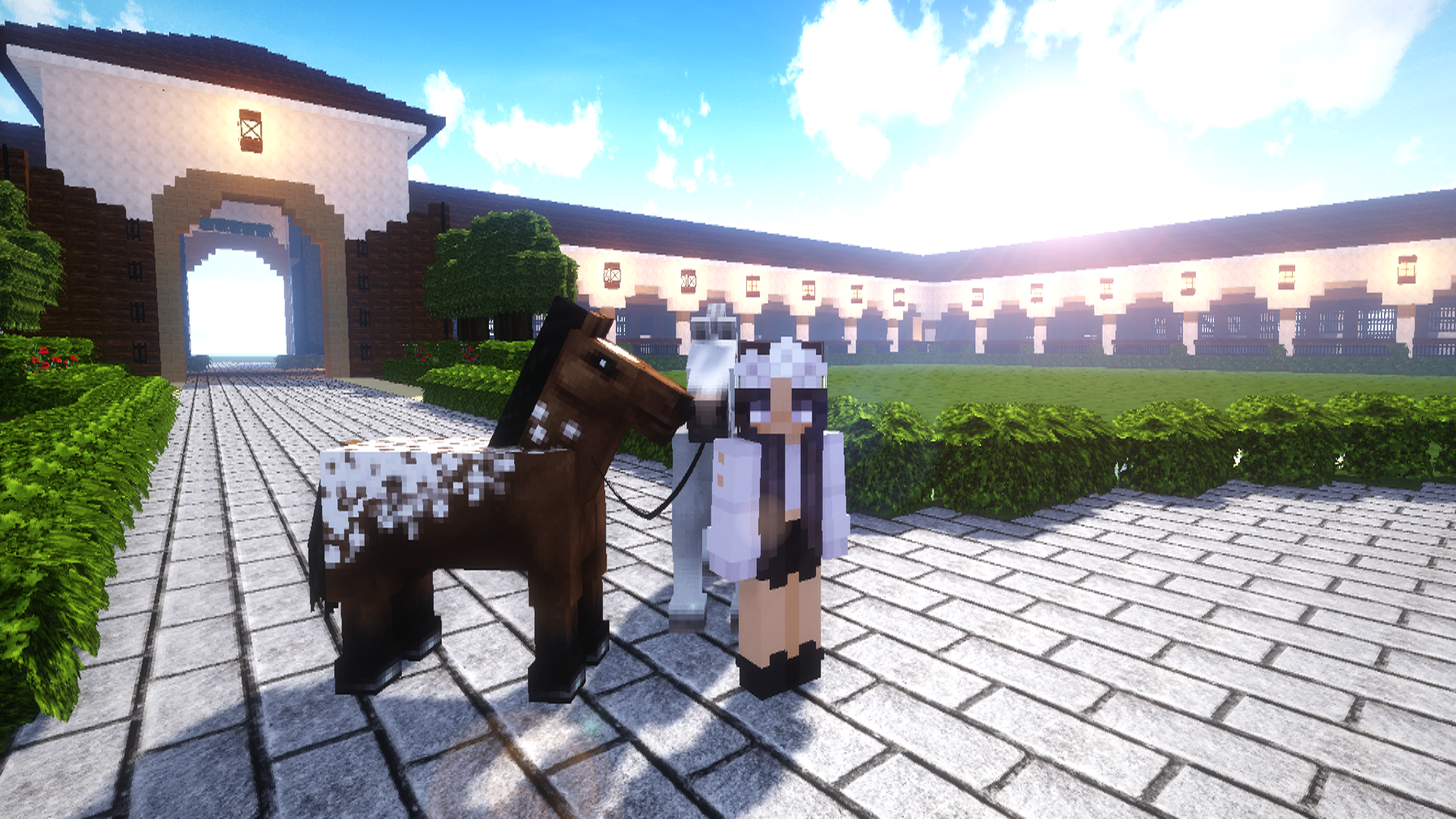 High Horse Stable Minecraft World Payhip