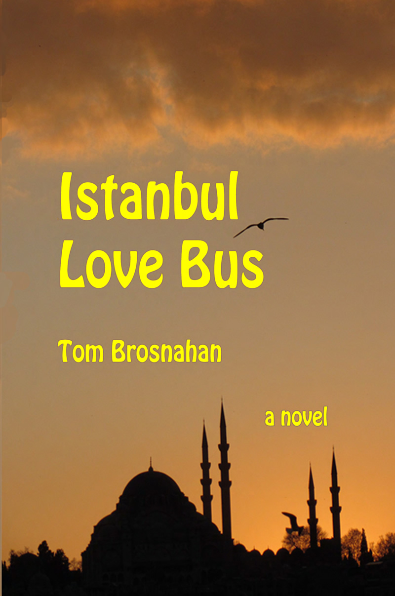Istanbul Love Bus, a novel by Tom Brosnahan