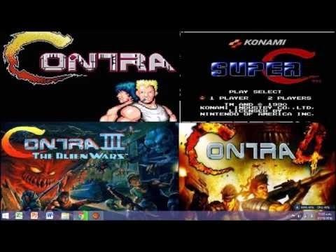 Contra Bundle (NES Android APK)
