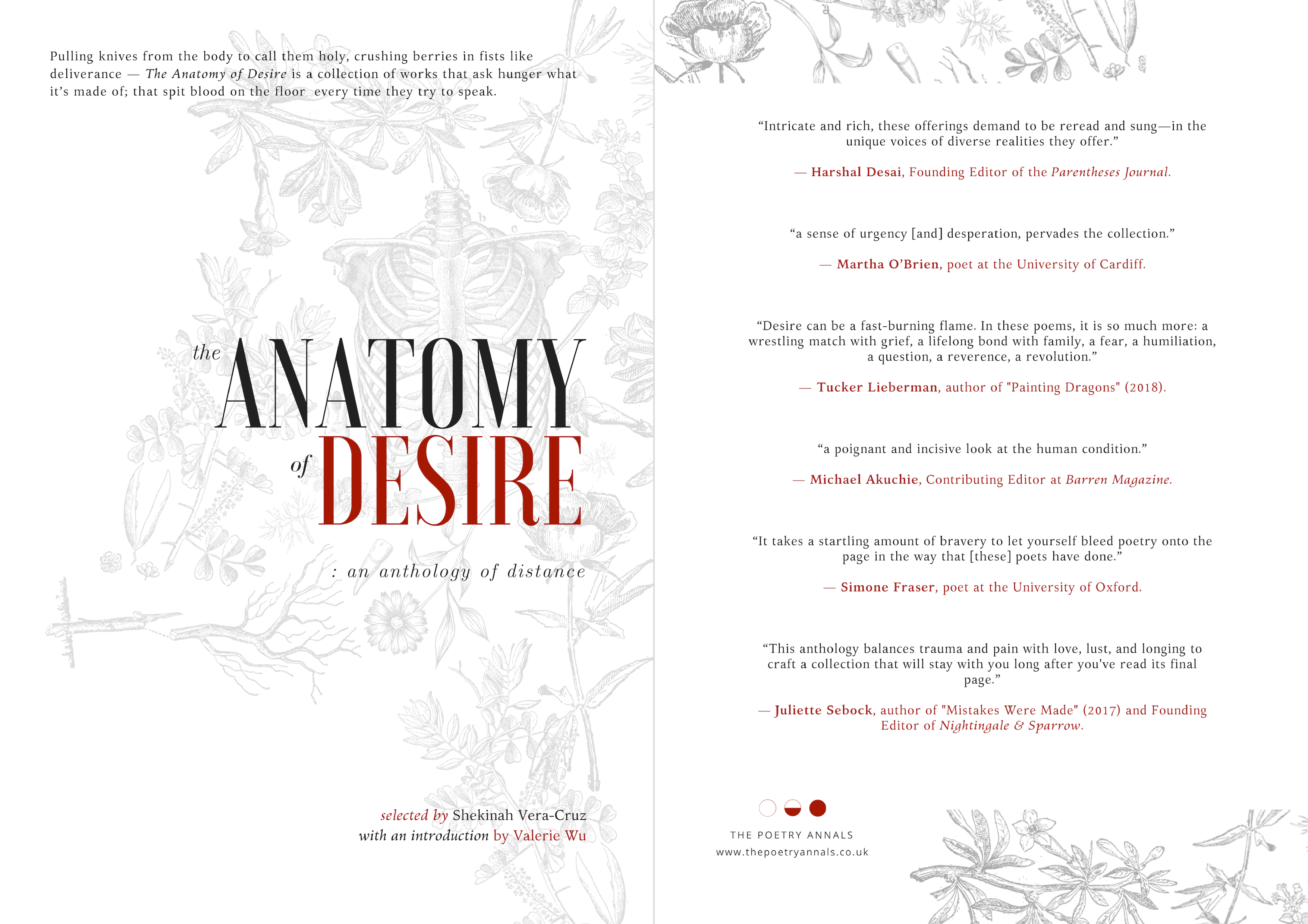 The Anatomy Of Desire An Anthology Of Distance Payhip