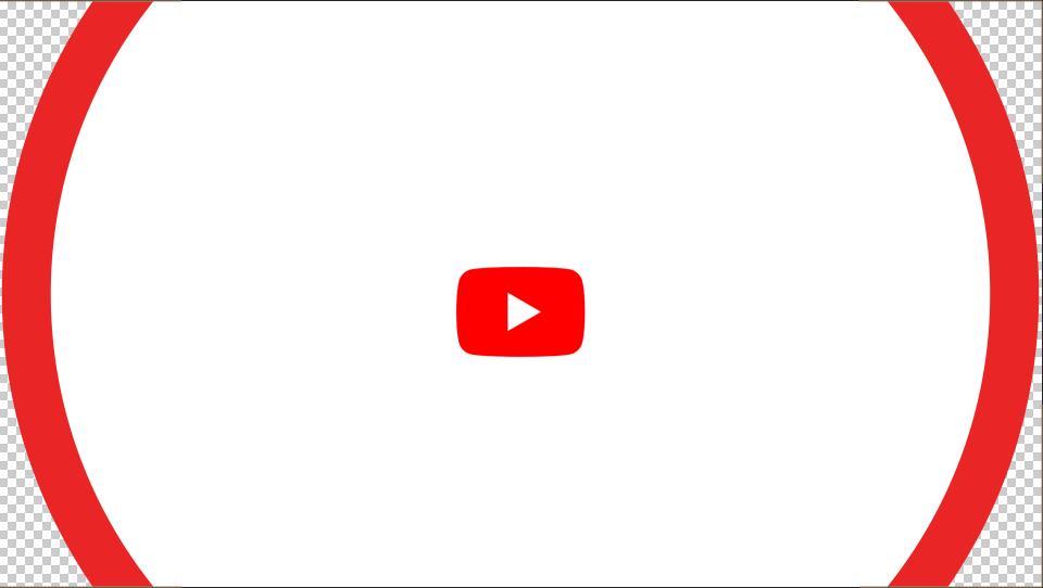 YouTube Logo After Effects Transition Template