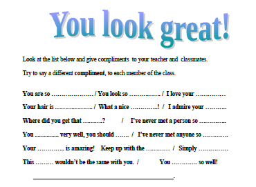 Compliment Game - Payhip