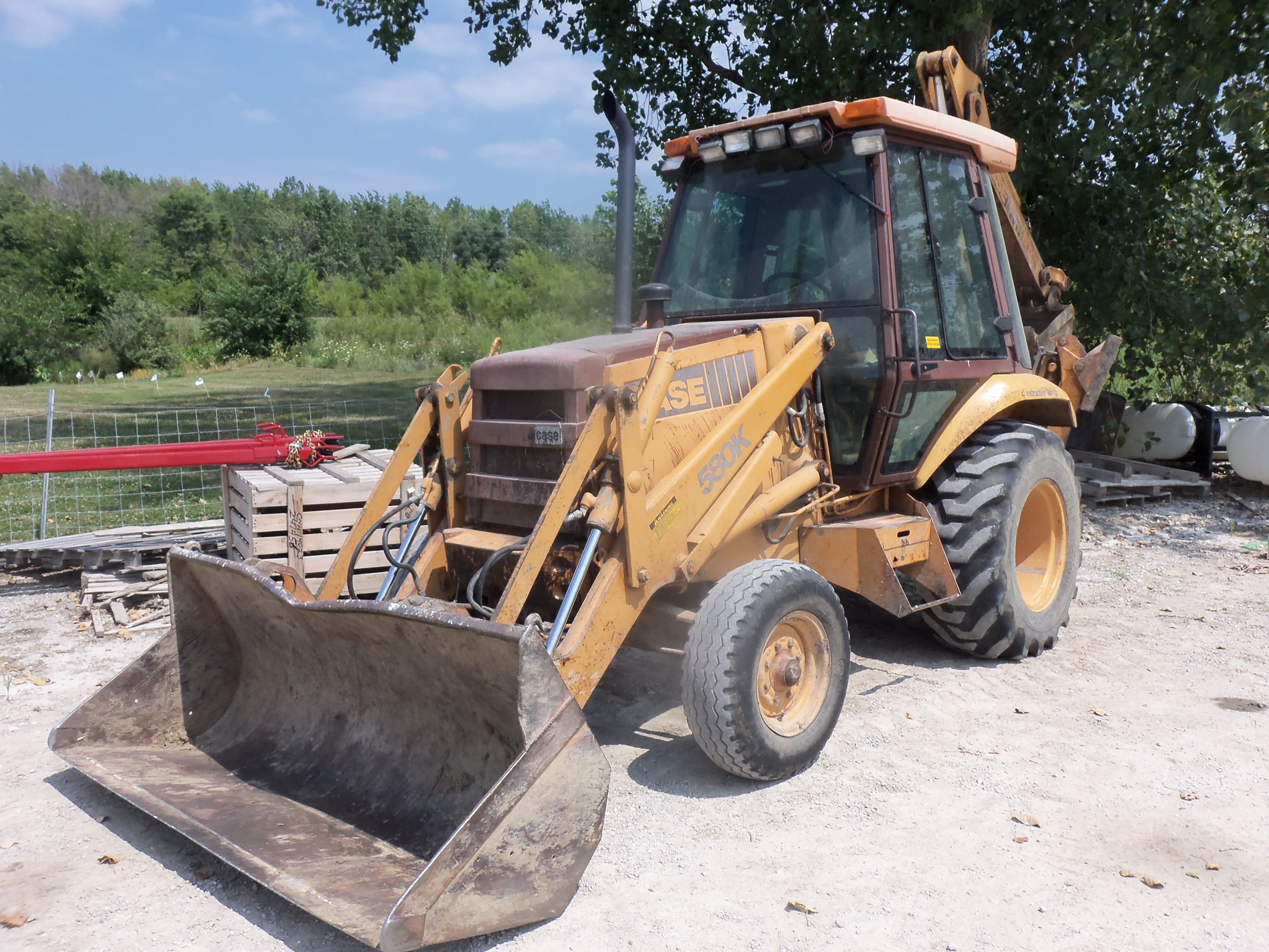 Case 580sk Tractor Loader Backhoe Service Repair Manual Download