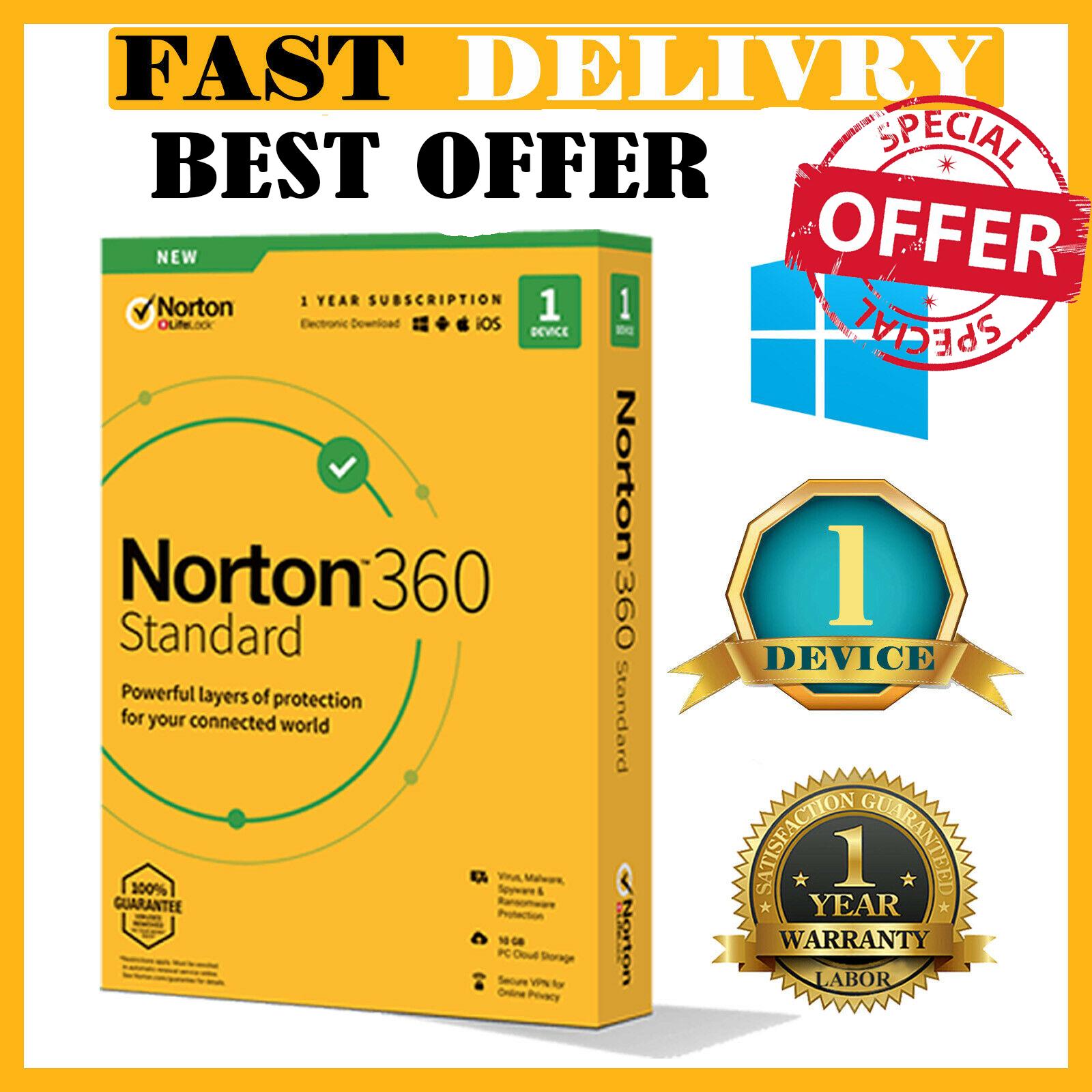 Norton Free Trials | FREE Downloads | Norton Official Site