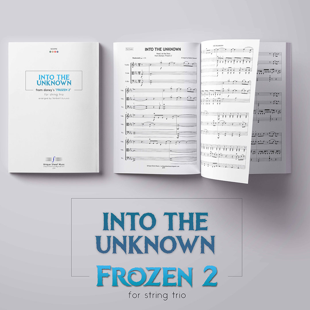 Into The Unknown - Frozen 2 (End credit version) - Panic ...