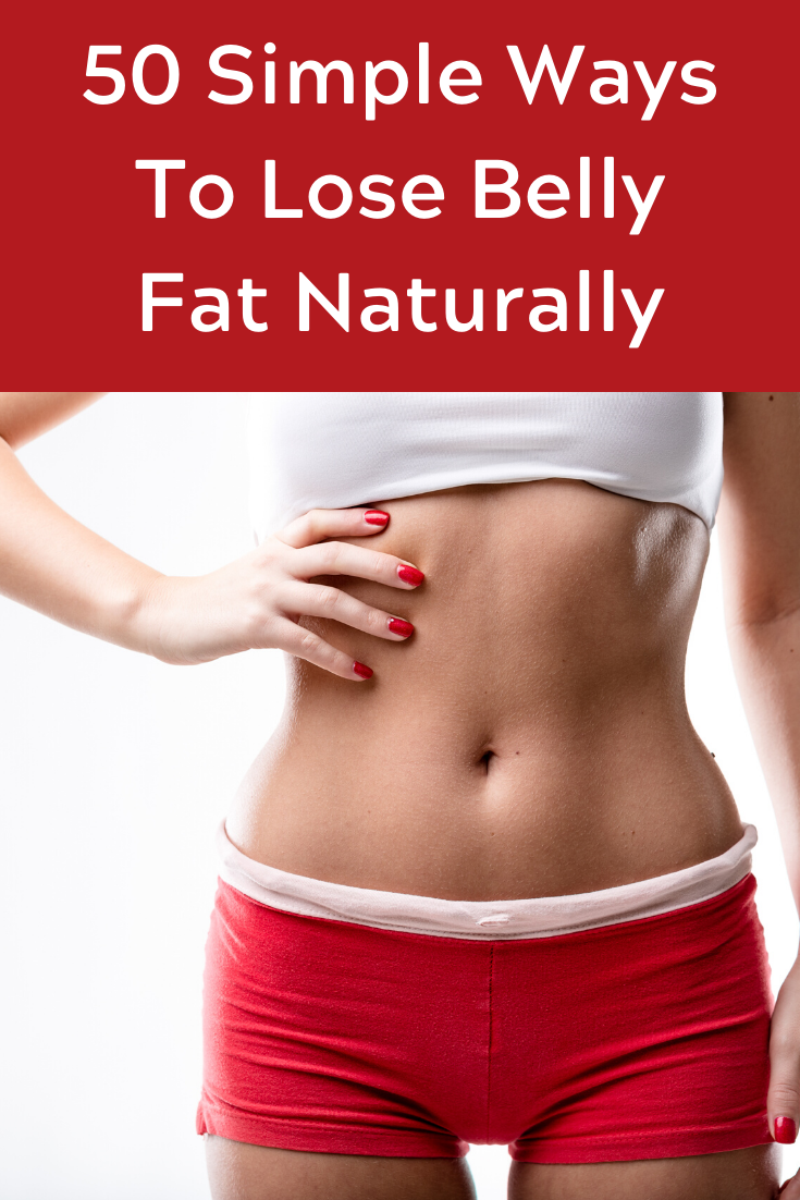 50 Simple Ways To Lose Belly Fat Naturally Payhip