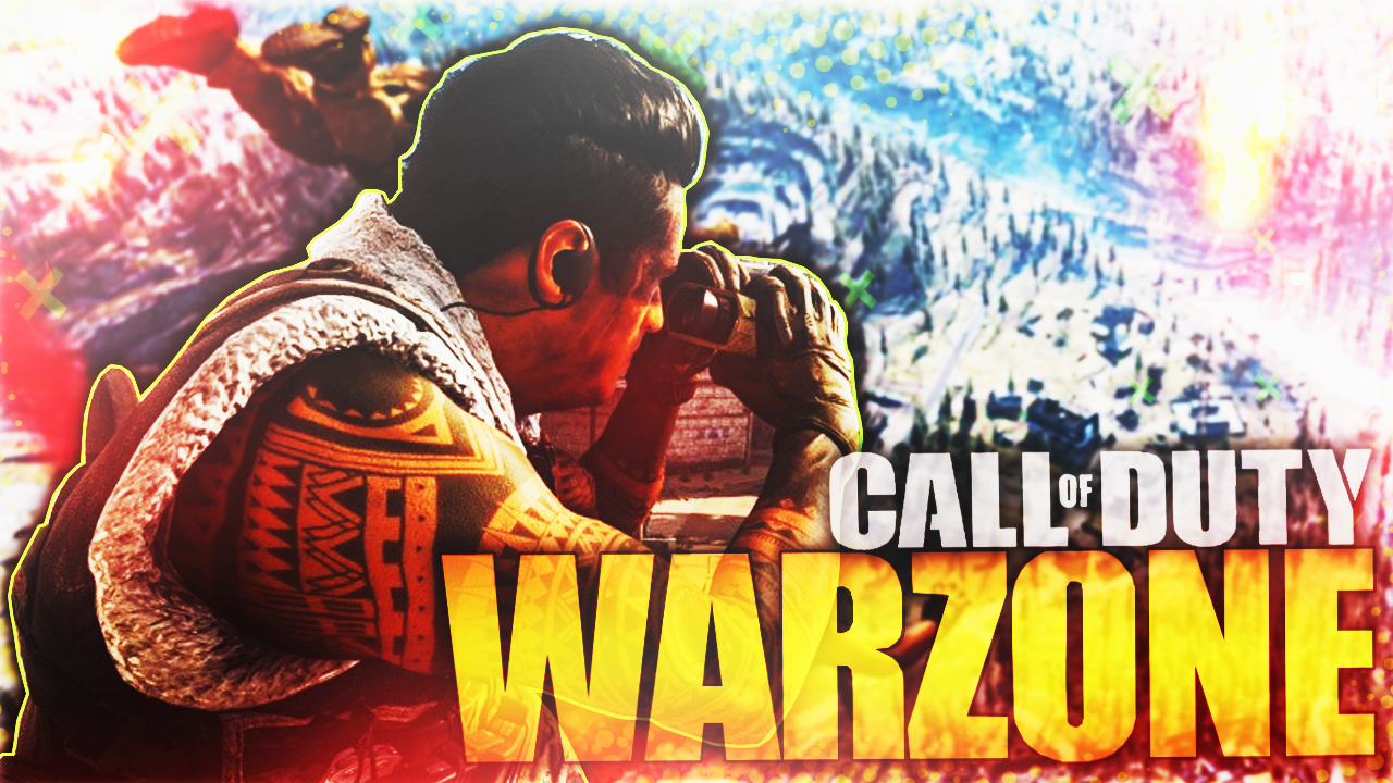 Cod Warzone Thumbnail Template Free Version Payhip