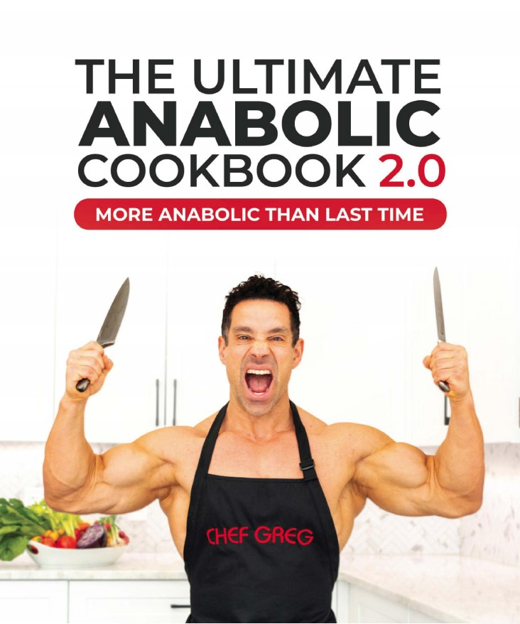 The Ultimate Anabolic Cookbook 2.0 by Greg Doucette Ebook ...