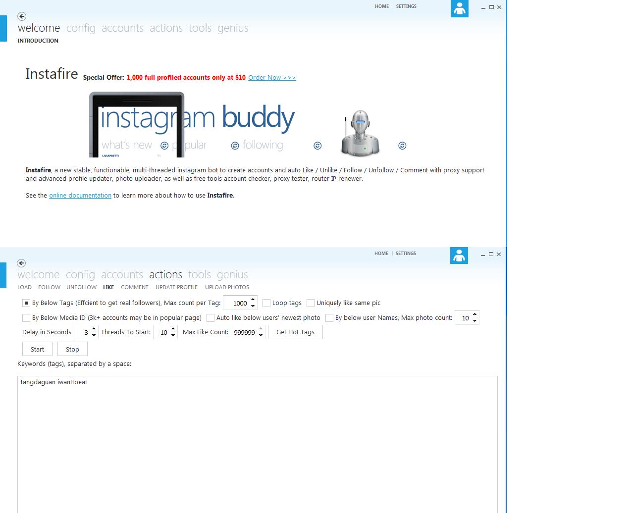 Proxy For Account Checker