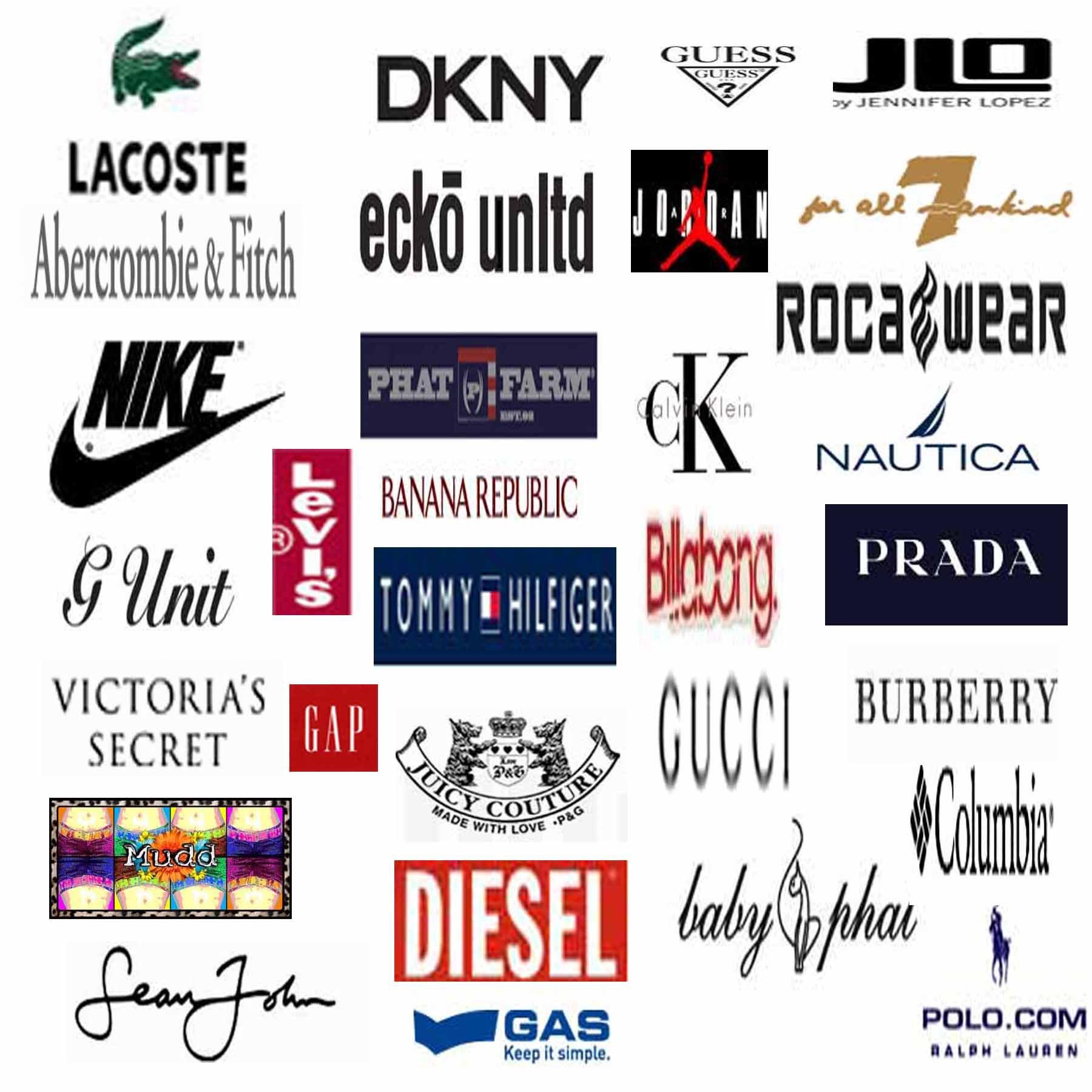 Картинки модных фирм