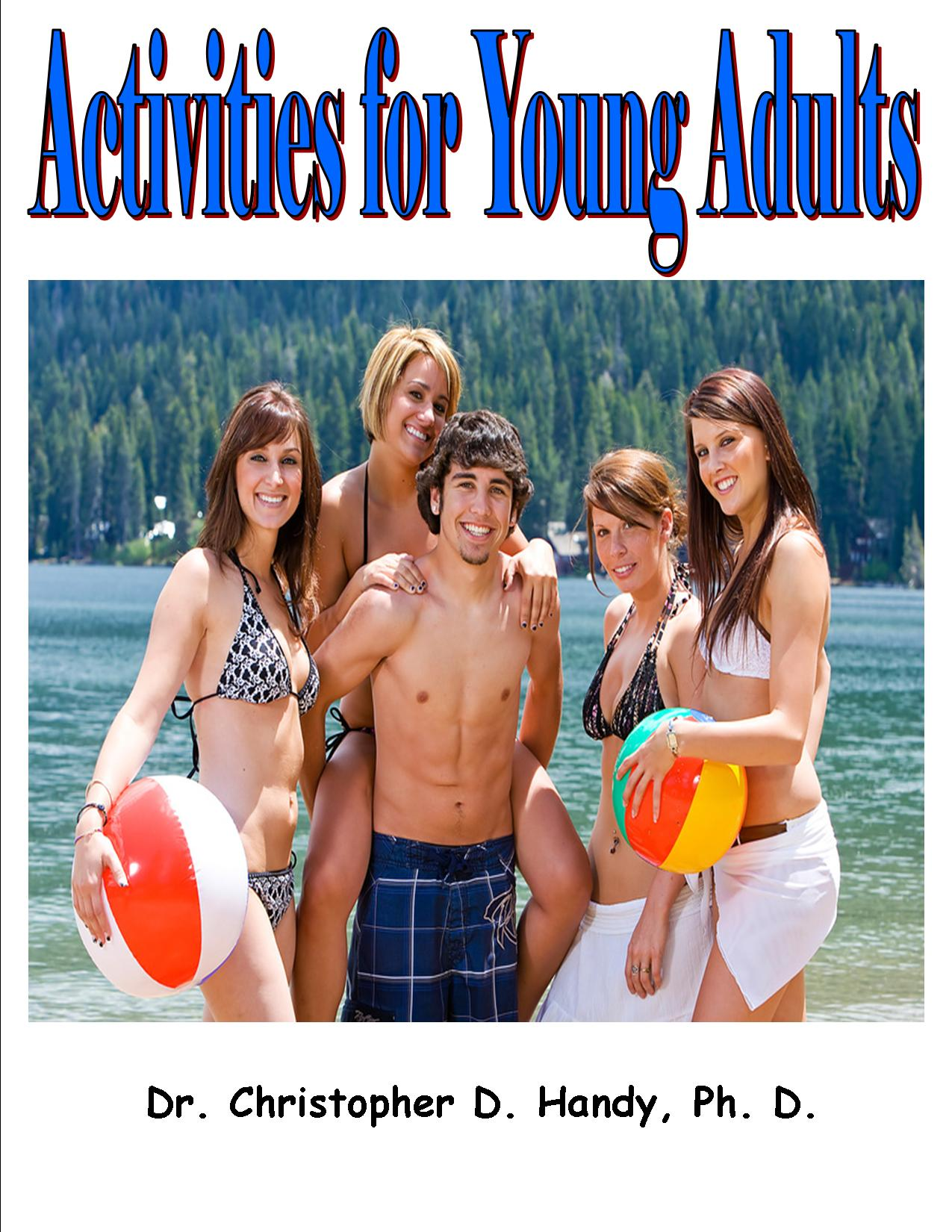 young adult for Activity