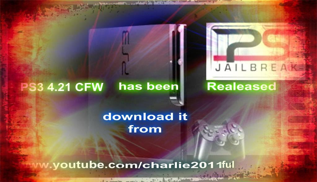 PS3 4 21CFW JB+PKG files click download