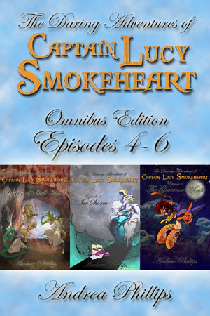 The Mermaids Crown (The Daring Adventures of Captain Lucy Smokeheart Book 2)