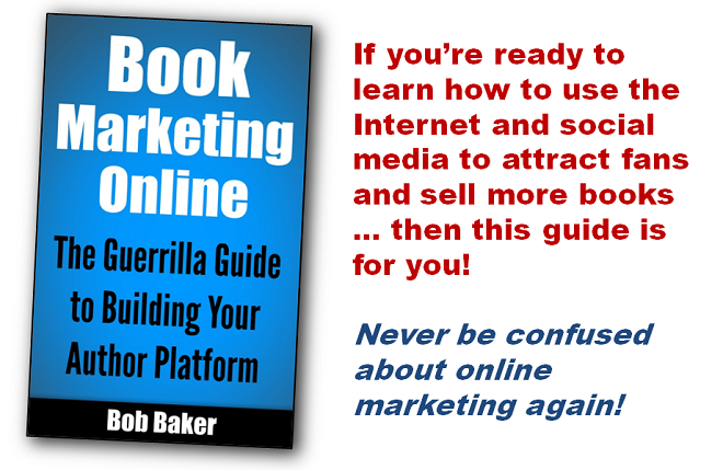 Book Marketing Online - Author Platform