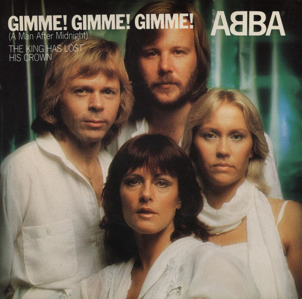 ABBA - Gimme, Gimme, Gimme (A Man After Midnight) | Abba