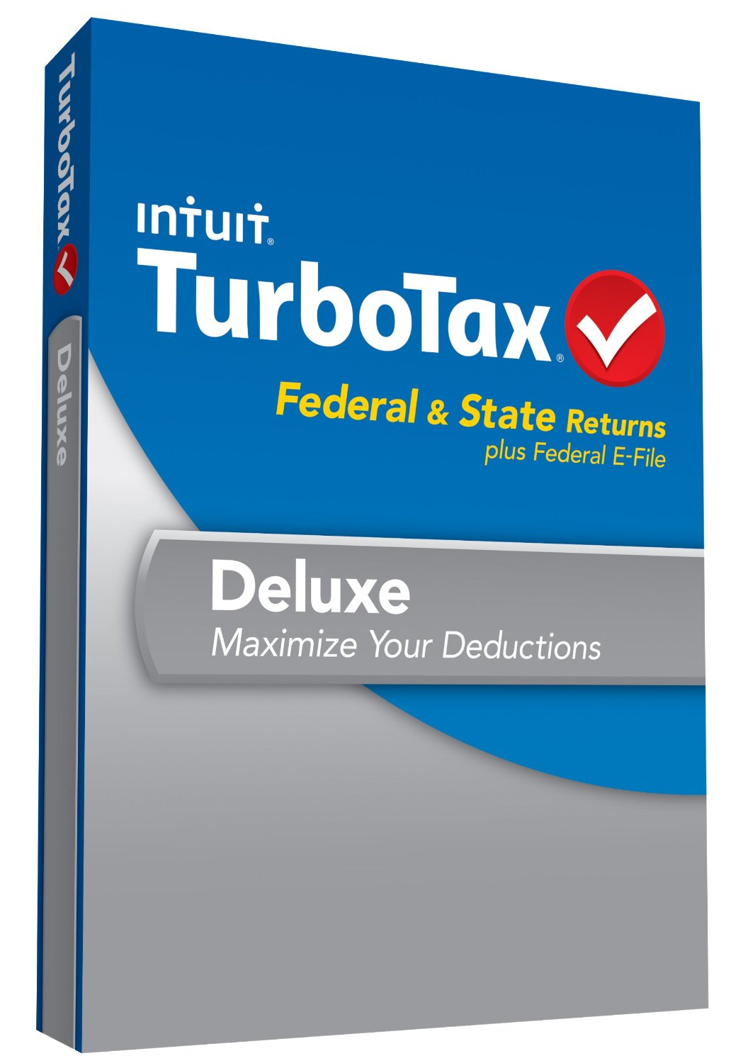 TurboTax Deluxe 2018 + State + 5 Free Efiles