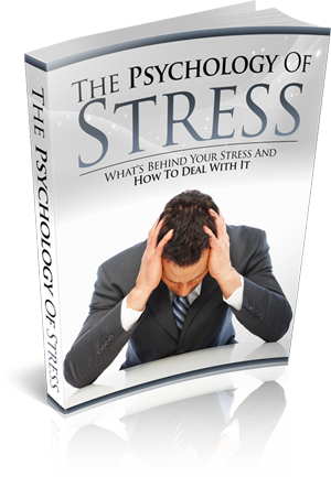 concept of stress in psychology pdf