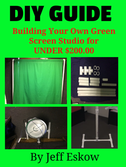DIY Guide: Building Your Own Green Screen Studio for UNDER $200 00