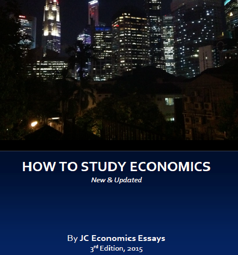 economics 3 essay