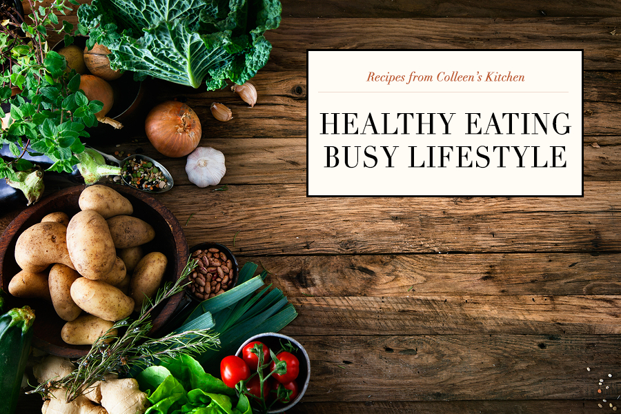 eating healthily with busy lifestyle Eating healthy with a busy lifestyle when hunger strikes, life can quickly turn from a happy sitcom to the hunger games in about 25 seconds.