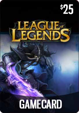 League Of Legends Card Euw Payhip